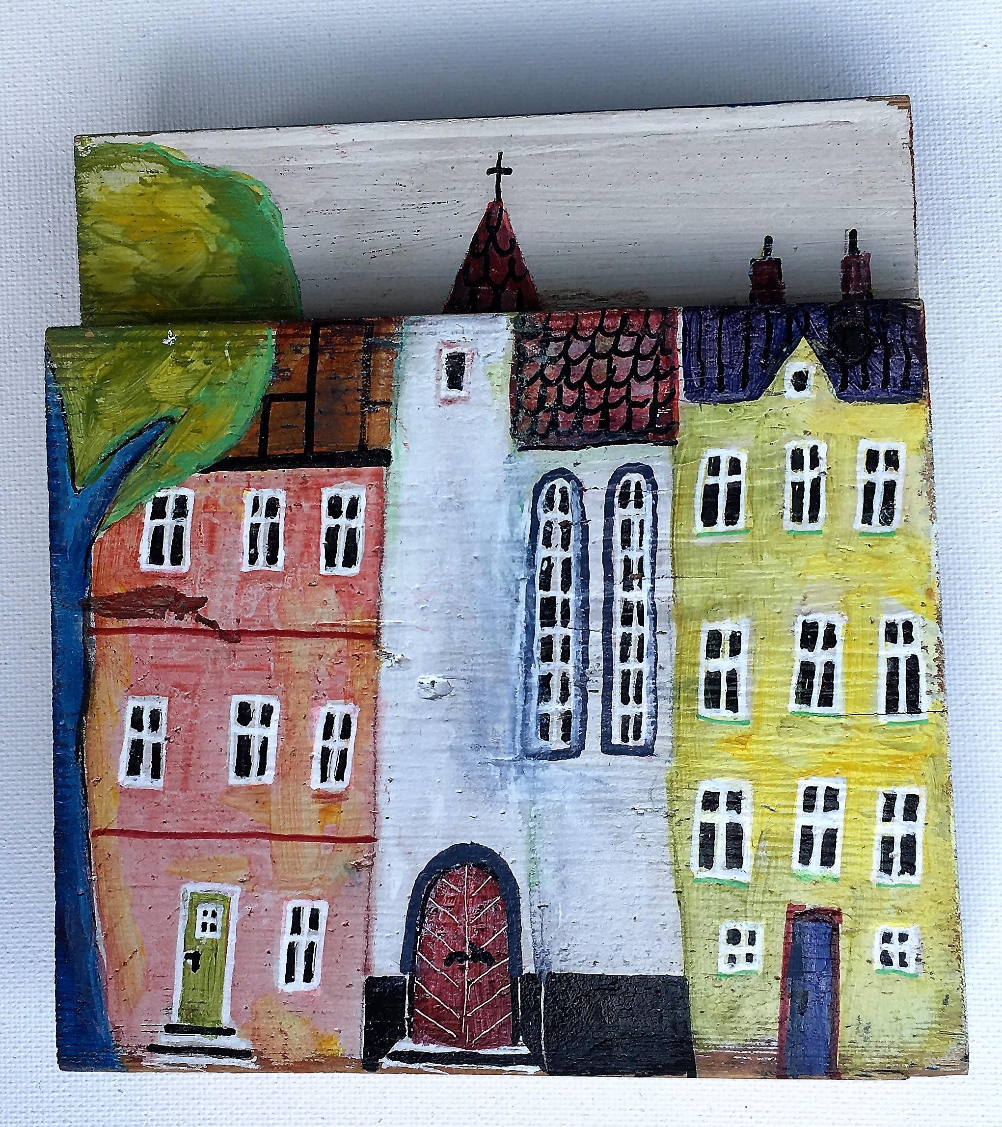 malerier huse